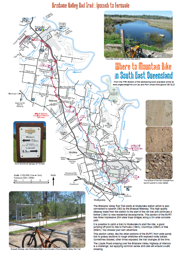 BVRT Guide Ipswich to Fernvale