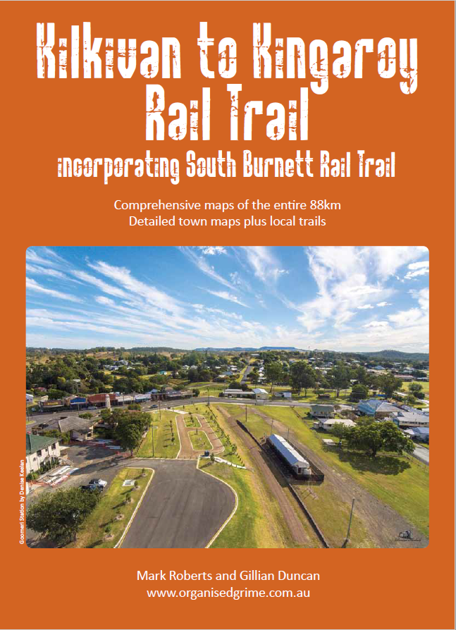 Kilkivan to Kingaroy Rail Trail Guide